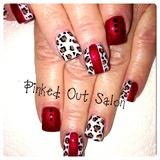 Cheetah red