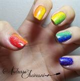 Rainbow Degrade