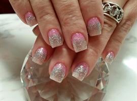 nail art: Sweet treat