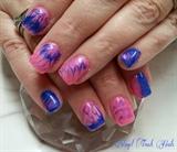 Pink & Blue Faboo