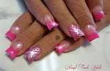 Hot Pink Holly