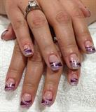 Purples & Silvers