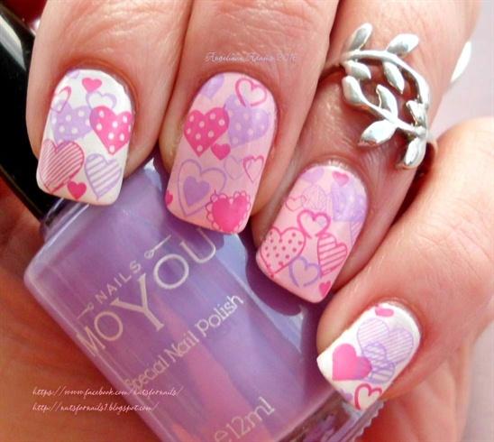 Cute Valentine Hearts