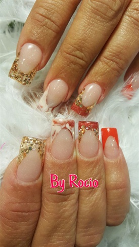 Encapsulated Nails