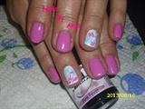 Candy Pink Swirl