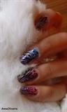 ColorFull Abstract Nail Art