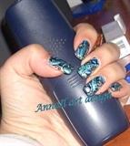 futurist nails