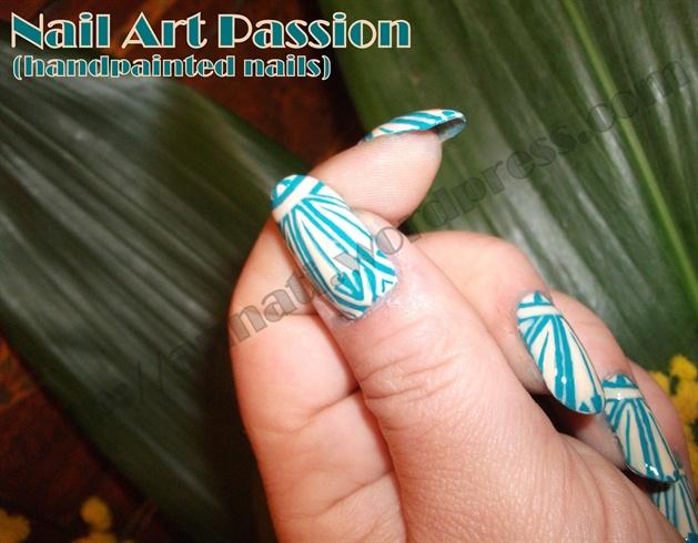 Art Decò Nail Art