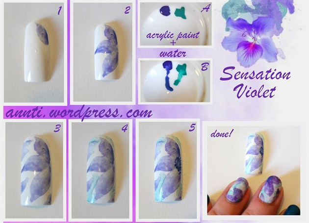 Sensation violet