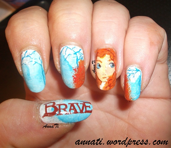 The Brave (Ribelle)