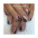 CND Shellac Leopard