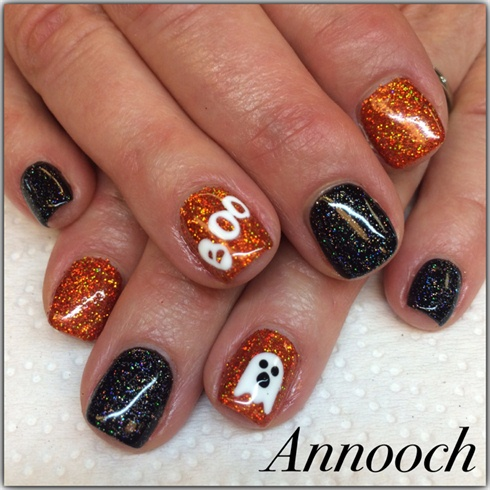 Halloween Nails - Nail Art Gallery