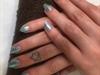 Stiletto Natural Nails