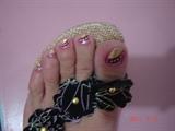 filipina toenails