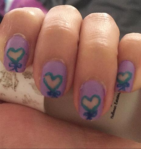 Matte Hearts