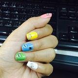 i love nail art 💅🏻
