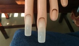 My Mannequin Acrylic tips