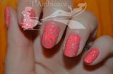 Arabesque Nail Design