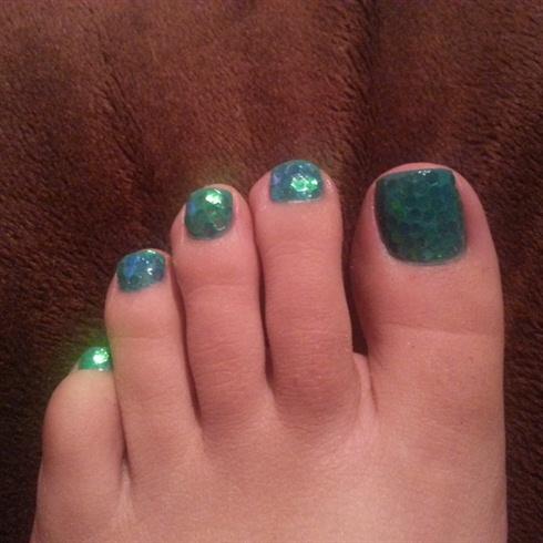 Mermaid Toes