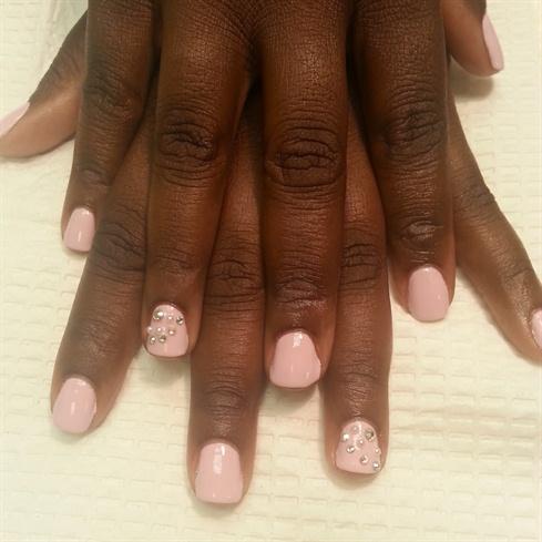 pink gek polish