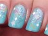 Party Confetti Nails, Birthday Nail Art