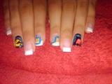 cartoon nail
