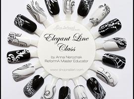 Elegant Line Class