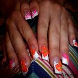 florecita orange