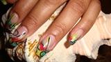 Fiesta Nails