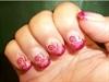 pink swirls