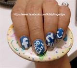 celebrating 100 + Facebook likes