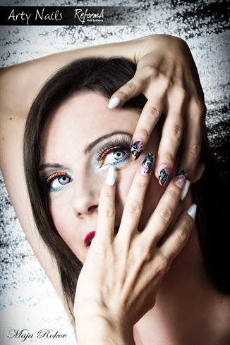 Arty Nails Croatia - Maja Rokov
