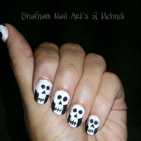 shafnam nail Art's the