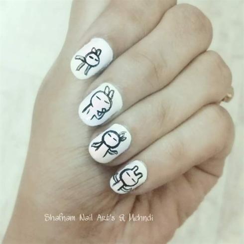 Shafnam Nail Art's