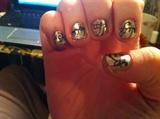 LOTR Elvish Nails