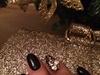 Christmas Black & Gold