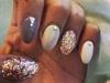 Brown & Glitter