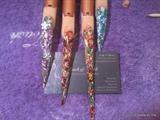 nail art stilettos