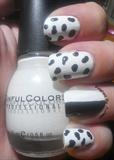 101 Dalmations Inspired Nail Art
