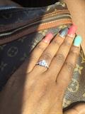 Quartz Roses And Diamonds Over LV