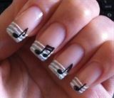 musical nails 🎶