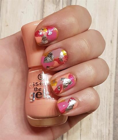 Colourful nails 💫💫