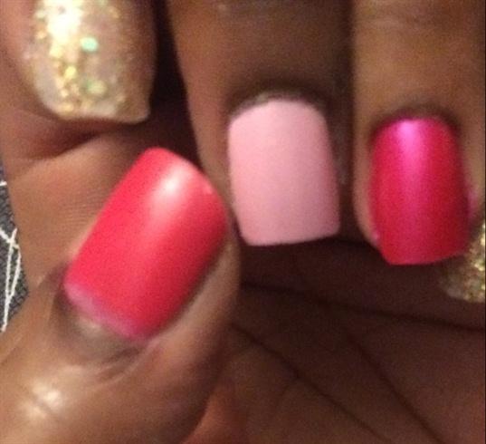 Pink 'n Goldie