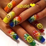rainbow smile❤