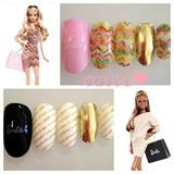 nails for City Shopper Barbie Dolls❤