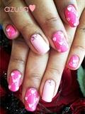 pink hearts❤