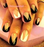 V french nails♡