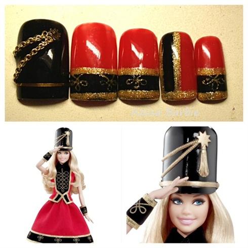 FAO Schwarz 150th Anniversary Barbie nai