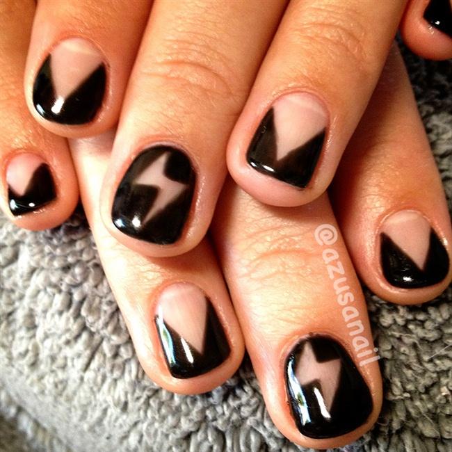 lightning nails - Nail Art Gallery