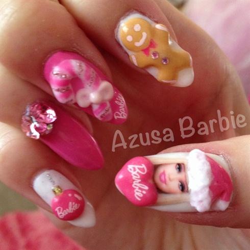 Barbie Christmas #2♡